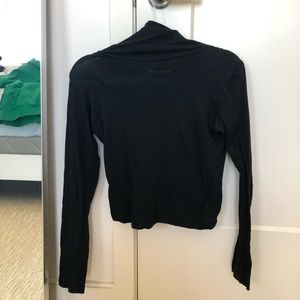 Urban Outfitters black size small turtleneck
